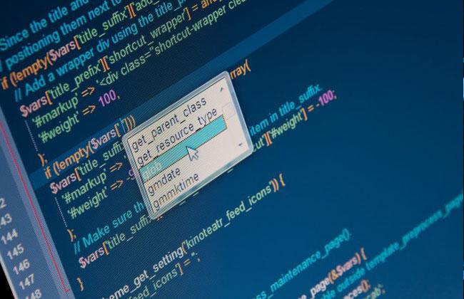 logiciels personnalisés